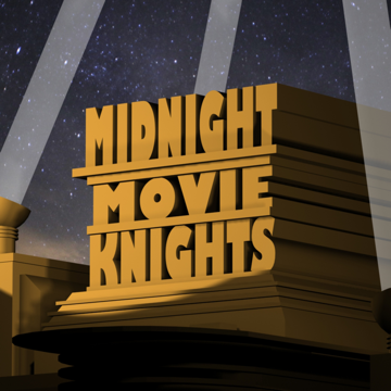Midnight Movie Knights Cover Art